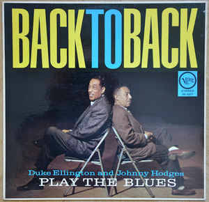Duke Ellington & Johnny Hodges - Back To Black [idnr:10547]