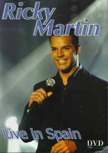 Ricky Martin ‎– Live In Spain  [idnr:60133]