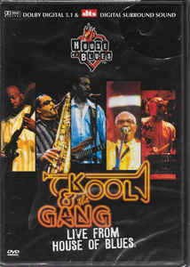 Kool & The Gang – Live From House Of Blues  [idnr:60082]