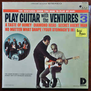 Ventures, The – Play Guitar With The Ventures Vol 3 [idnr:11773]