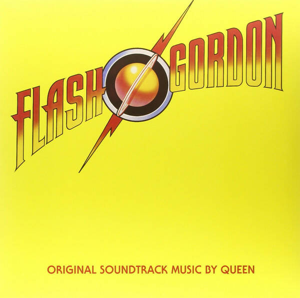 Queen - Flash Gordon  [idnr:12650]