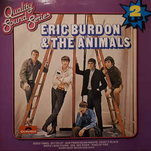 Eric Burdon & The Animals [idnr:08036]