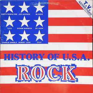 History Of U.S.A. Rock [idnr:13694]