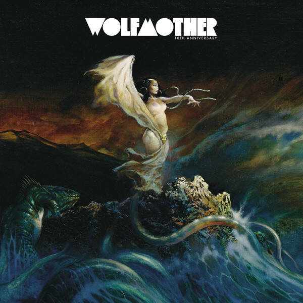 Wolfmother ‎– Wolfmother  [idnr:13322]