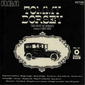 Tommy Dorsey – The Best Of Dorsey [idnr:07495]