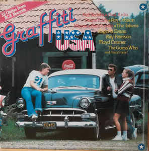 "Graffiti USA ""32 Oldies From RCA Records"" [idnr:13499]"