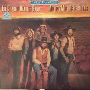 Charlie Daniels Band, The – Million Mile Reflections  [idnr:12460]