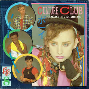 Culture Club – Colour By Numbers  [idnr:14206]