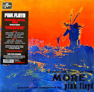 """Pink Floyd – Soundtrack From The Film """"More"""" [idnr:14013]"""