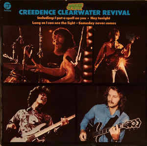 Creedence Clearwater Revival ‎– Masters Of Rock  [idnr:12192]