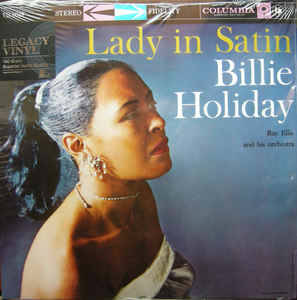 Billie Holiday With Ray Ellis – Lady In Satin [idnr:09984]