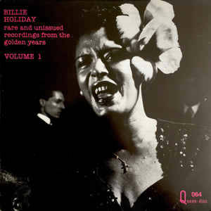Billie Holiday – Rare And Unissued [idnr:09608]