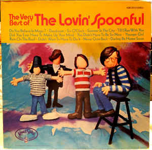 Lovin' Spoonful, The  ‎– The Very Best Of The Lovin' Spoonful  [idnr:12754]