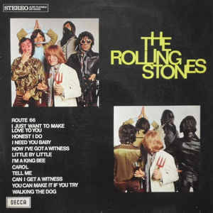 Rolling Stones, The  – The Rolling Stones [idnr:13720]