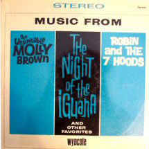 Wyncote Orchestra, The  – Music From The Night Of The Iguana [idnr:14875]