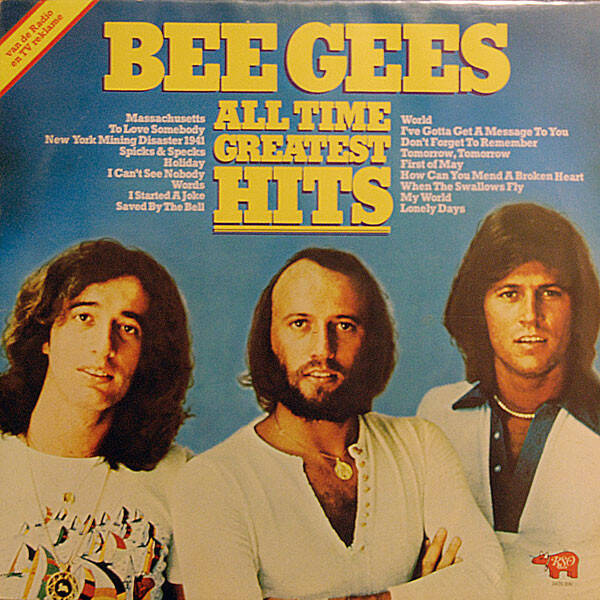 Bee Gees – All Time Greatest Hits  [idnr:13159]