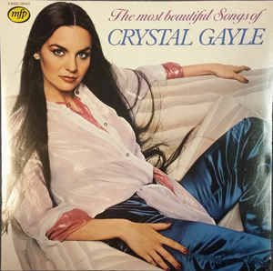 Crystal Gayle ‎– The Most Beautiful Songs  [idnr:14137]
