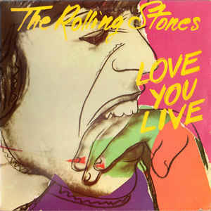 Rolling Stones, The ‎– Love You Live [idnr:11428]