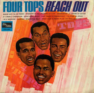 Four Tops, The  – Four Tops Reach Out  [idnr:12347]