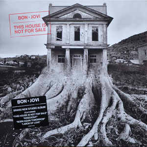 Bon Jovi ‎– This House Is Not For Sale [idnr:13821]