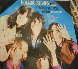 Rolling Stones, The ‎– Through The Past, Darkly [idnr:11573]