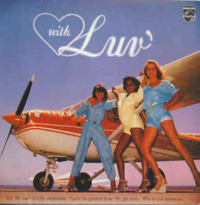 Luv' – With Luv'  [idnr:10485]