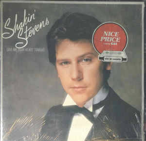 Shakin' Stevens – Give Me Your Heart Tonight  [idnr:14701]
