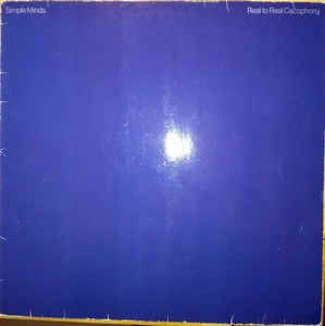 Simple Minds – Real To Real Cacophony  [idnr:12875]