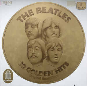 Beatles, The ‎– 20 Golden Hits (Original Recordings) [idnr:13239]