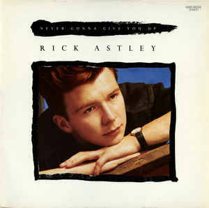 Rick Astley – Never Gonna Give You Up [idnr:13727]