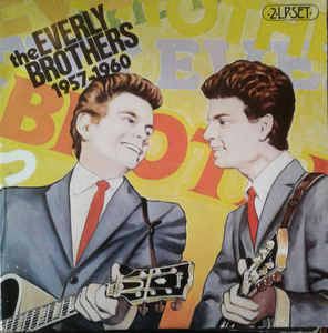 Everly Brothers ‎– The Everly Brothers 1957-1960  [idnr:14049]
