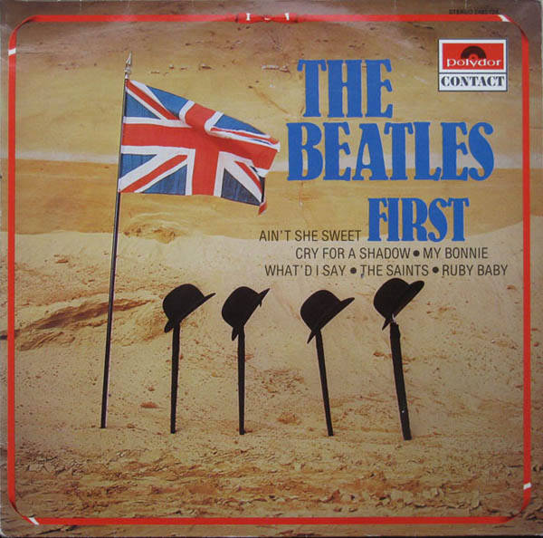Beatles, The ‎– First [idnr:13612]