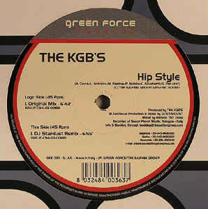 KGB's, The - Hip Style