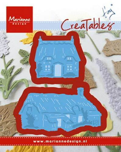Creatable Tiny`s cottages - LR0453