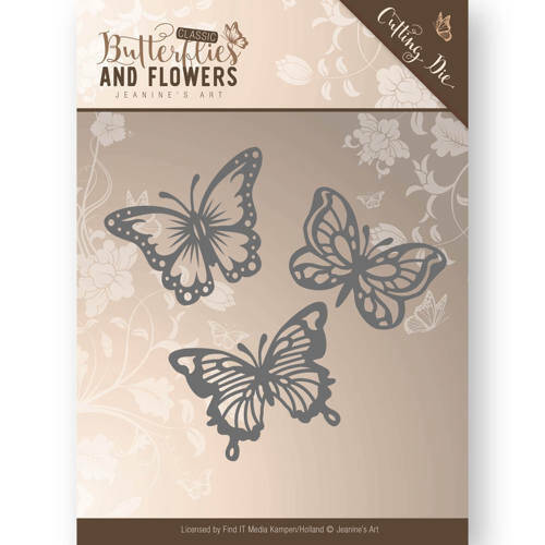 Jeanine's Art - Butterflies and Flowers - Butterflies  JAD10024