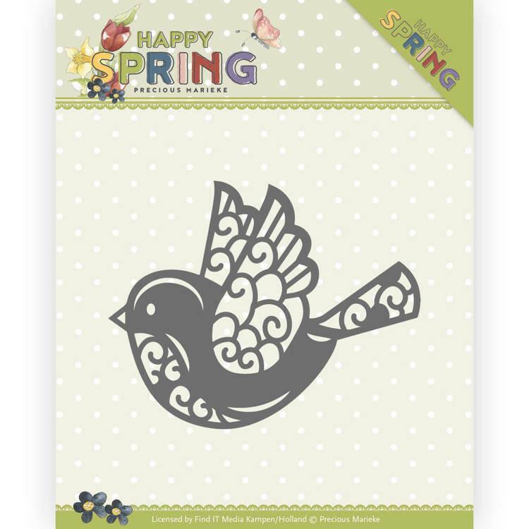 Happy Spring - Happy Bird - PM10151