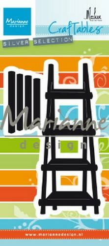 Craftables stencil Marleen`s shelves - CR1463