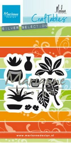 Craftables stencil Marleen`s greenery - CR1464