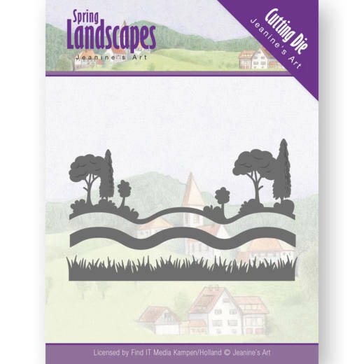 Jeanine's Art - Spring Landscapes - Landscape Views - JAD10070