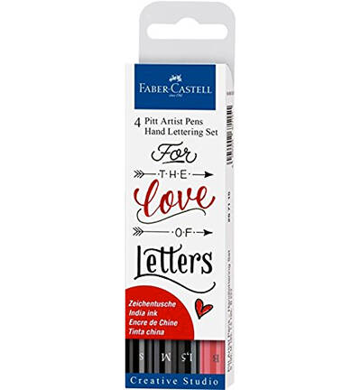 Handlettering For the Love of Letters - FC-267115