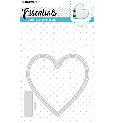Cutting and Embossing Die Essentials nr.166 - STENCILSL166
