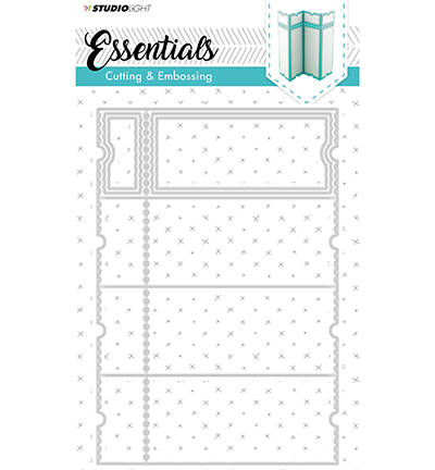 Cutting and Embossing Die Essentials nr.169 - STENCILSL169