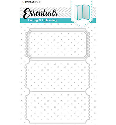 Cutting and Embossing Die Essentials nr.170 - STENCILSL170