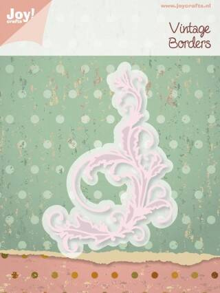 Cutting & Embossing stencil - swirl 6002/0359