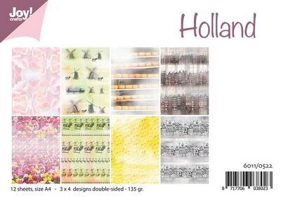 Joy! papierset Holland - 6011/0522