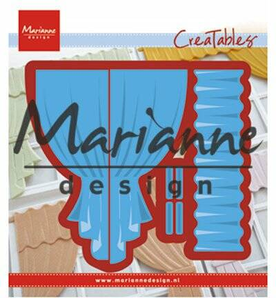 Marianne Design Creatable Curtains - LR0502