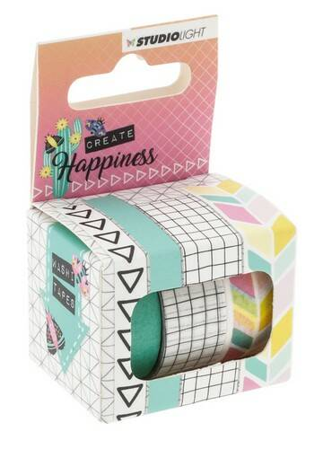 Washi Tape Create Happiness nr.01 - WASHICR01