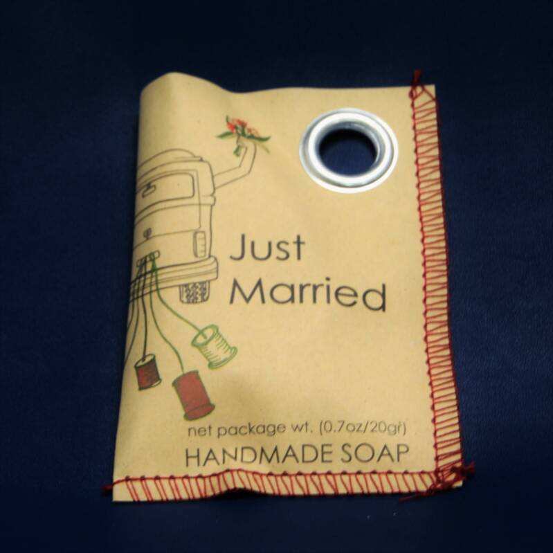 Soap just married
