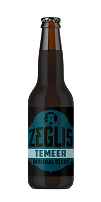 Zeglis Temeer Stout - Barrel Aged (Whisky)