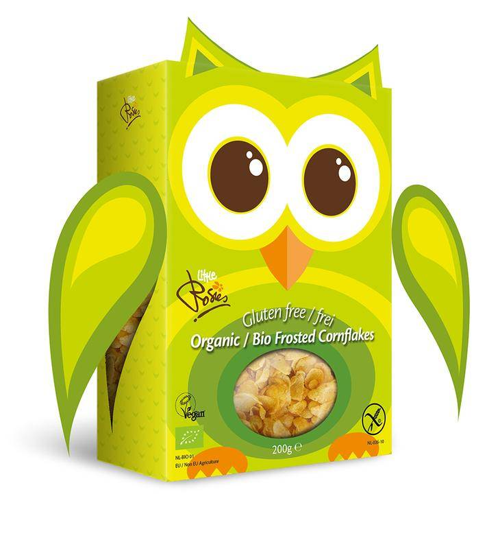 Little Rosies Bio Frosted Cornflakes 200g